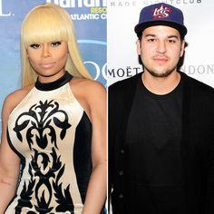 ROB KARDASHIAN E BLAC CHYNA SERÃO PAIS   Blac Chyna mostrou no snapchat sua barriguinha de grávida e seu anel de noivado de 7 kilates de diamante que ganhou mês passado de Rob Kardashian. Pelo tamanho da saliência da barriga de Blac ela deve estar com 3 ou 4 meses de gestação. Blac adoraria ter dado a noticia a seus fans em primeira mão da sua maneira mas infelizmente um representante da família Kardashian- Jenner vazou a noticia ao TMZ e acabou com os planos de Chyna. Parabéns casal. BABY…