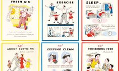 New book shows posters of post-war Britain's 'nanny-state'
