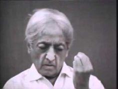 Jiddu Krishnamurti: In Total Silence The Mind Comes Upon The Eternal