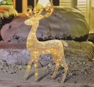 Lighted White Glitter Standing Buck Outdoor Christmas Yard Art Decoration >>> Check out this great product. (This is an affiliate link) Outdoor Reindeer Christmas Decorations, Animated Christmas Decorations, Christmas Yard Art, Christmas Lights, Holiday Decor, Purple Christmas, Christmas Ideas, Reindeer Lights, White Reindeer