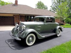 1934 Plymouth Maintenance/restoration of old/vintage vehicles: the material for new cogs/casters/gears/pads could be cast polyamide which I (Cast polyamide) can produce. My contact: tatjana.alic@windowslive.com