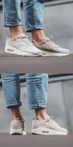 """Nike Air Max 1 Premium """"Gamma Grey"""""""