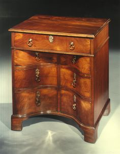 Masterpiece London 2013.  Ronald Phillips.  A GEORGE III MAHOGANY DRESSING CHEST ATTRIBUTED TO THOMAS CHIPPENDALE