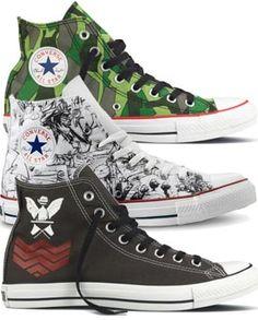 75621340e2b0 Converse+All+Star+Gorillaz+Hi Converse Men