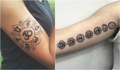 buddhistische-symbole-bedeutung-sieben-chakren-tattoo