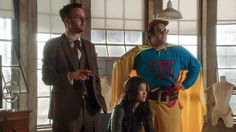 "Paige asks for the teams help in convincing Ralph to go to a Halloween party on Scorpion. ""True Colors"" is the sixth episode of the show's first season."