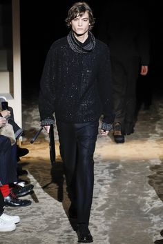Ermenegildo Zegna Fall 2016 Menswear Fashion Show