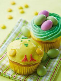 Påske Cupcake - Dr. Oetker