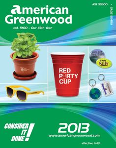 2013 Full Line Catalog from American Greenwood