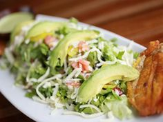 Patacon At El Arepazo Columbus Food Ohio Latin Grill Best Meatloaf