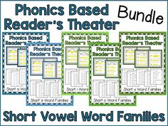 Phonics based reader