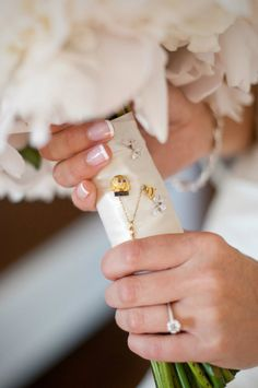 sorority wedding ideas- pin on bouquet. you and your bridesmaids that are your sorority sisters can do it