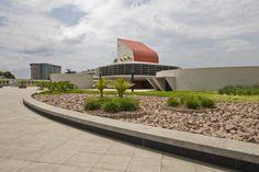 Edifício Garagem do Aeroporto Internacional de Congonhas - Galeria de Imagens   Galeria da Arquitetura