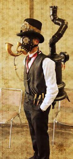 Andrew Wilson, Artist, Costuming, Props and Concepts Steampunk Cosplay, Viktorianischer Steampunk, Design Steampunk, Steampunk Kunst, Steampunk Goggles, Steampunk Clothing, Steampunk Fashion, Diesel Punk, Cyberpunk