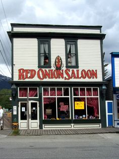 Red Onion Saloon (Skagway, Alaska)