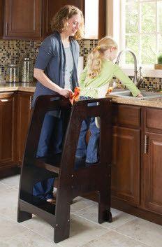 Espresso Step-Up Kitchen Helper