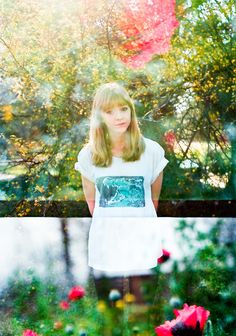 Lucy Rose from Issue 63 of Notion Magazine. Photo by Alicia Vega.