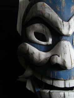 Blue Spirit Mask -Avatar the last airbender