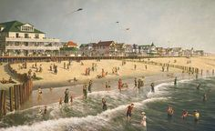 Old Pictures Ocean City MD | An Ocean City Memory / remarqued (Paul McGehee)