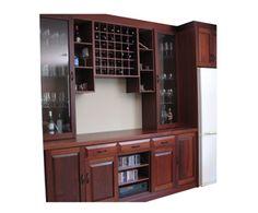 CustomJarrah Bar & Storage Unit