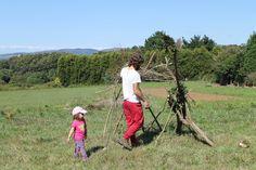 familia en proceso de creatividad familia no camiño da creatividade family in the creativy way