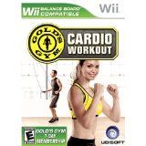 Gold's Gym Cardio Workout (Video Game)By UBISOFT