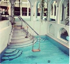 Pool // Interior // Design