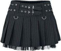 15a16af59494 Burleska Short skirt »Lucy Skirt« | Buy now at EMP | More Gothic Short