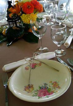 Vintage Paden City china pattern - Southern Vintage Table