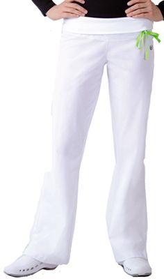 cc9098e1cd8 Women's Knit Waist Scrub Pant | Nurse <3 | Scrub pants, Yoga scrub pants,  Scrubs