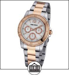 TIME FORCE TF4191L15M - Reloj Señora metálico  ✿ Relojes para mujer - (Gama media/alta) ✿