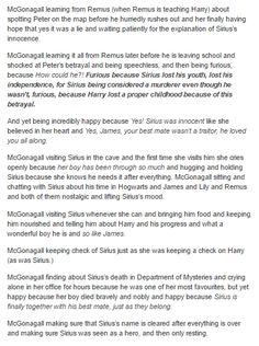 Sirius Black and McGonahall part 2