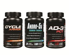 Lecheek Nutrition Andro-5A AD3 Cycle Armor Stack