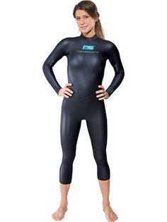 Women's Tri Suits Sale | Neosport 5/3mm Women's Full length Triathlon Wetsuit: Podium ...