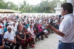 Buscan dar certidumbre jurídica al patrimonio de habitantes de Baca