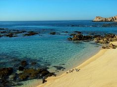 My favorite beach in Cabo Chilenos.