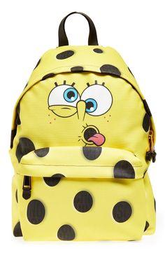 Taking SpongeBob everywhere! Love this backpack.