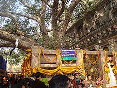 Bodh Gaya, India - site of the Buddha's enlightenment