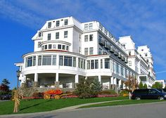 Wentworth by the Sea Hotel, New Castle, New Hampshire, ahhhh I did love our stay here!