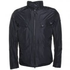 Barbour International Mens Black Atrous Jacket