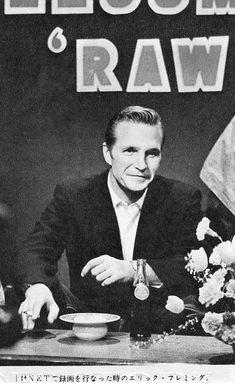 Eric Fleming in Japan 1962