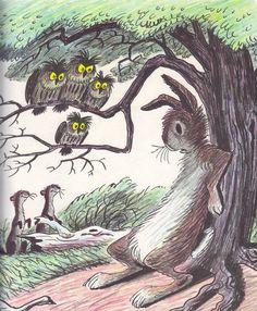 """""""Huge Harold"""" written and illustrated by Bill Peet."""