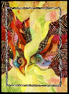 Birds of Another Color by Barbara Olson