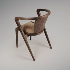 Chair with armrests PORTUGUESE ROOTS by AROUNDtheTREE | design Alexandre Caldas