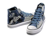 DC Comics Batman Converse... by far one of the best buys I have made.