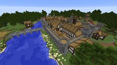 Minecraft Marketplace offers a new place to buy maps and more