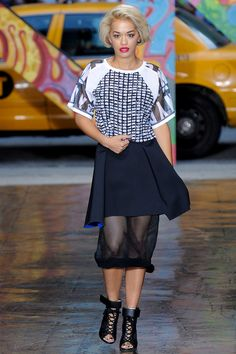 DKNY | Spring 2014 Ready-to-Wear Collection | Style.com
