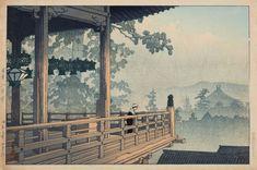 To jest takie piękne! Hasui Kawase i jego cudowne grafiki | Minerva - fajny blog o sztuce