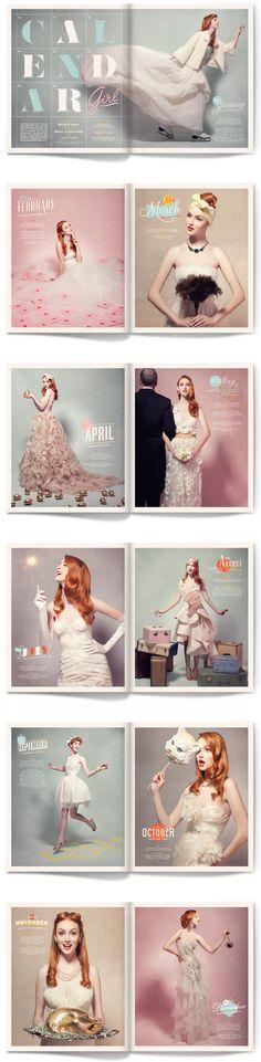 Calendar Girl | Matt Chase | http://chasematt.com/Calendar-Girl
