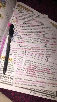 High School Hacks, Life Hacks For School, School Study Tips, School Tips, School Organization Notes, Study Organization, Medicine Organization, Effective Study Tips, School Goals